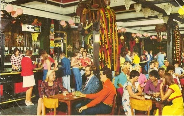 BUTLINS CLACTON postcards at Redcoats Reunited 11