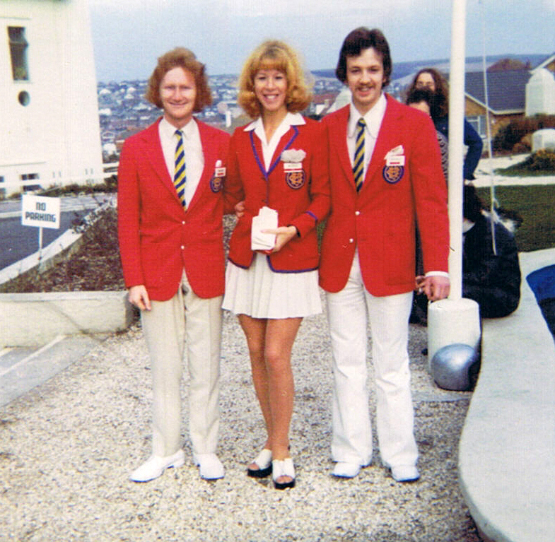 Butlins Brighton 1975 team at Redcoats Reunited CC2