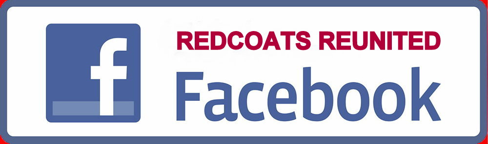 Redcoats Reunited Facebook page