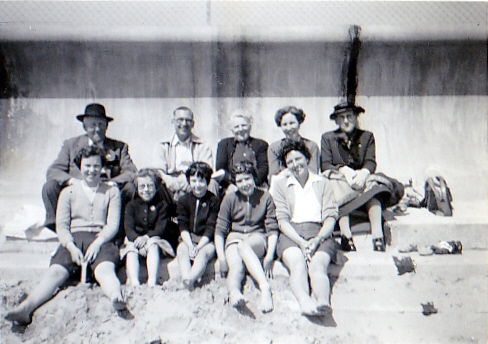BUTLINS FILEY 1947 to 1956 at Redcoats Reunited FI14