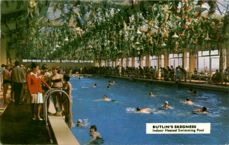 BUTLINS SKEGNESS POOL