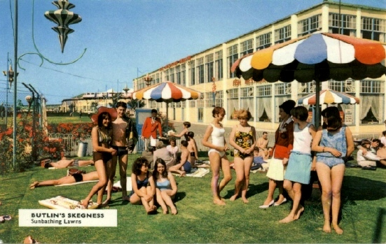 BUTLINS SKEGNESS SOUTH POOL