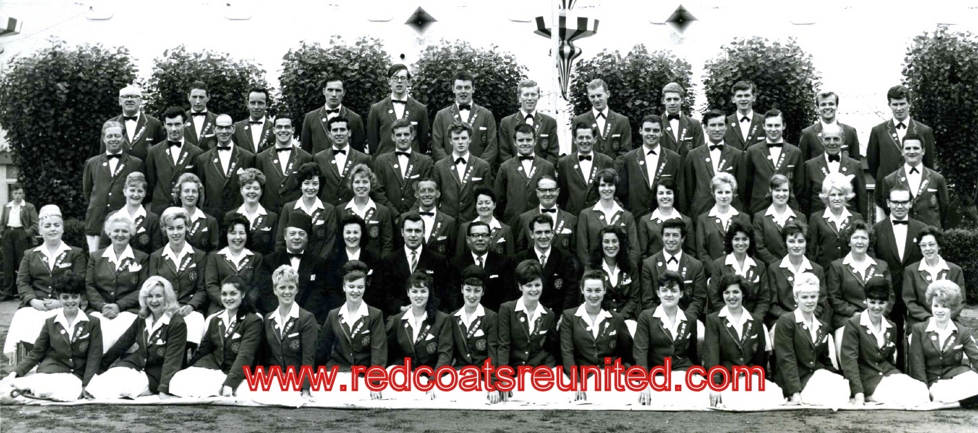 BUTLINS SKEGNESS 1962 at Redcoats Reunited