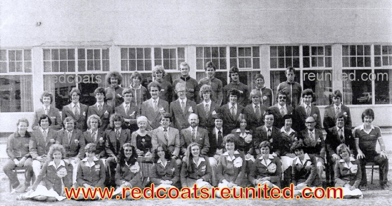 Butlins Skegness 1979 Redcoats Reunited